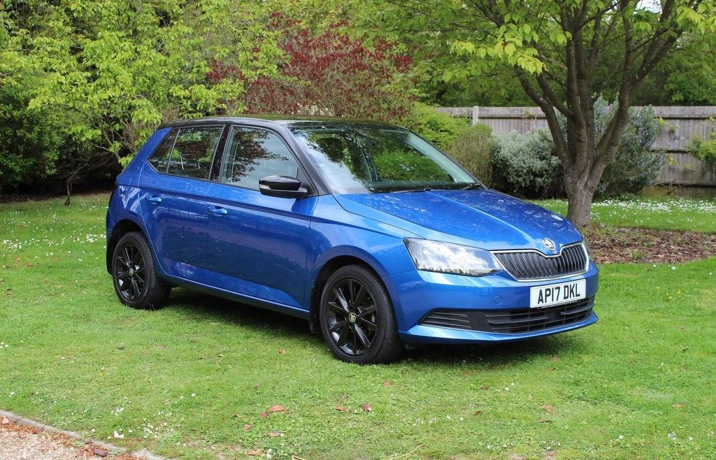Skoda Fabia Colour Edition