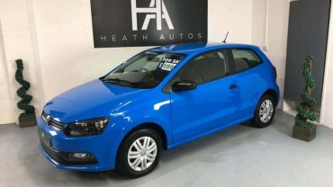 Volkswagen Polo 1.0 BlueMotion Tech S