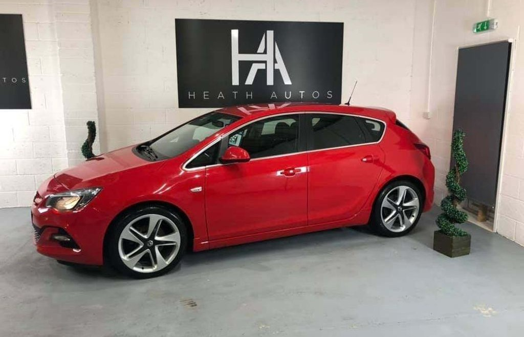 Vauxhall Astra 1.7 CDTi Limited Edition
