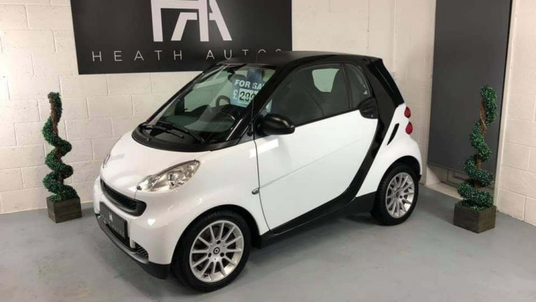 Smart ForTwo 1.0 Pure