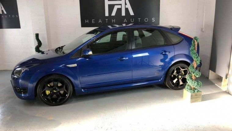 Ford Focus 2.5 SIV ST-3