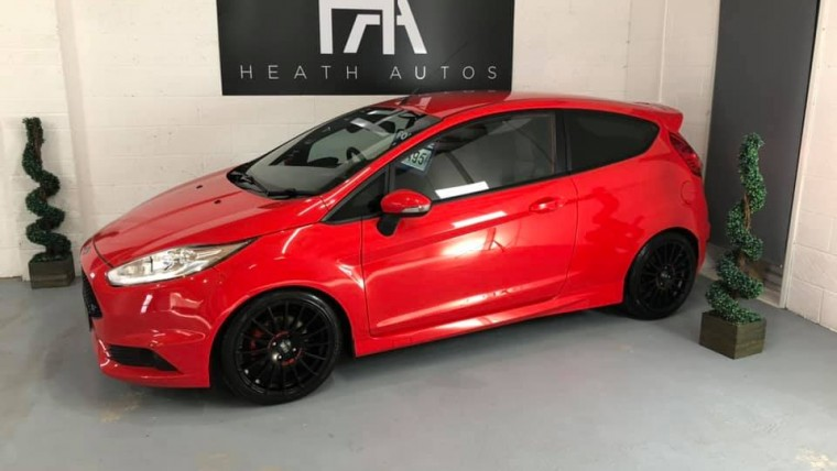 Ford Fiesta 1.6 EcoBoost ST-3