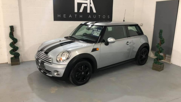 MINI Hatch 1.6 Cooper