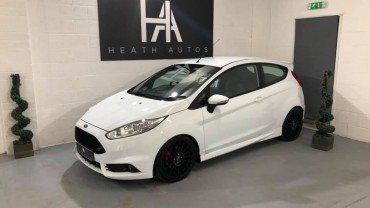 Ford Fiesta 1.6 EcoBoost ST-1