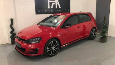 Volkswagen Golf 2.0 TDI BlueMotion Tech GTD