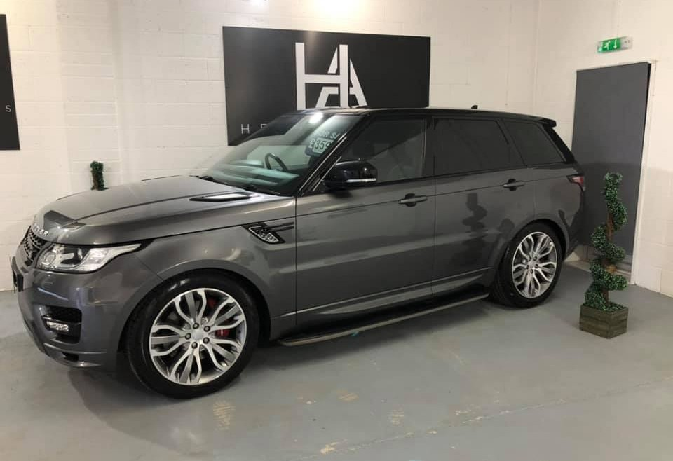 Land Rover Range Rover Sport 4.4 SD V8 Autobiography Dynamic 4X4 (s/s)