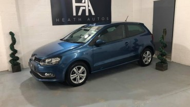 Volkswagen Polo 1.2 TSI BlueMotion Tech Match