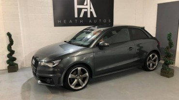 Audi A1 2.0 TDI Black Edition
