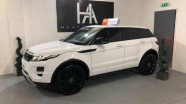 Land Rover Range Rover Evoque 2.2 SD4 Dynamic Lux AWD