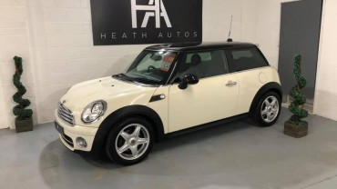 MINI Hatch 1.6 Cooper D