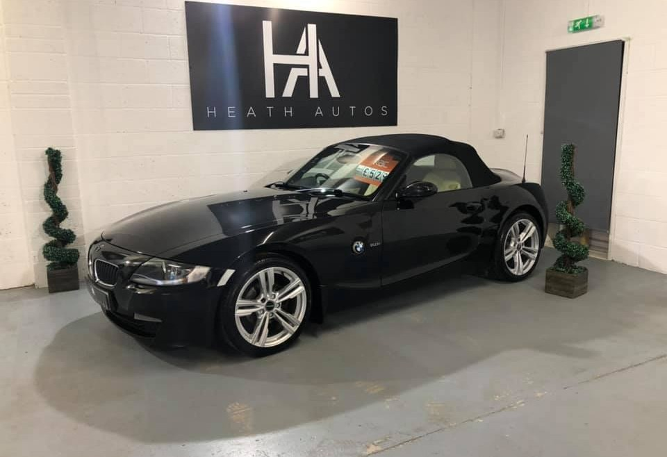 BMW Z4 2.0 i Exclusive Roadster