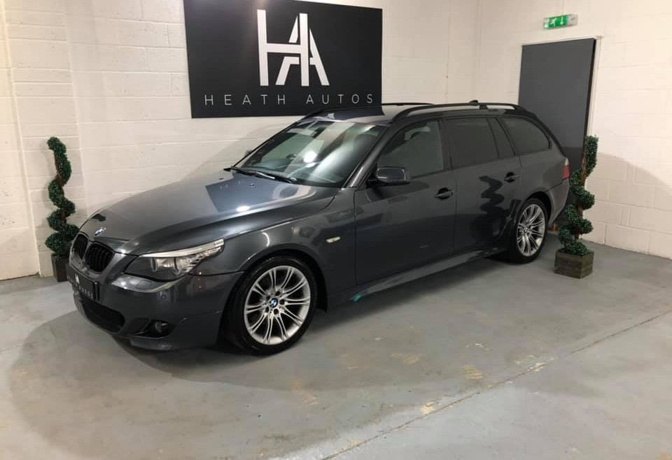 BMW 5 Series 2.0 520d M Sport Business Edition Touring