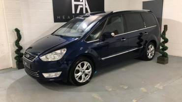 Ford Galaxy 2.0 TDCi Titanium X Powershift
