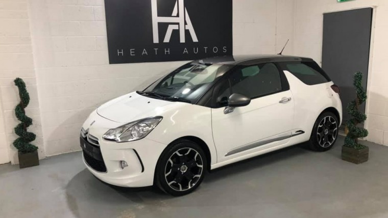 Citroen DS3 1.6 VTi DStyle Plus